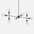 Linear Chandelier - View 2