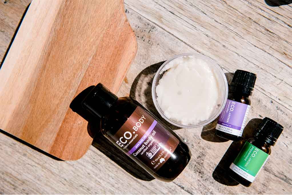 How to make your own natural deodorant