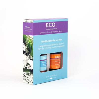 ECO. Youthful Skin Serum Duo
