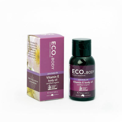 ECO. Certified Organic Vitamin E Body Oil 55ml