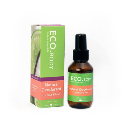 ECO. Coconut & Lime Deodorant (638708187191)