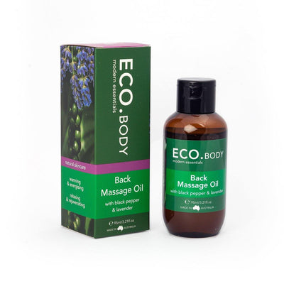 ECO. Back Massage & Body Oil (638671650871)
