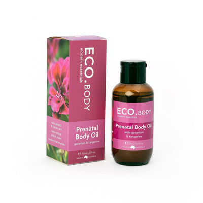 ECO. Prenatal Massage & Body  Oil