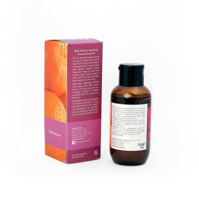 ECO. Prenatal Massage & Body  Oil (638672076855)