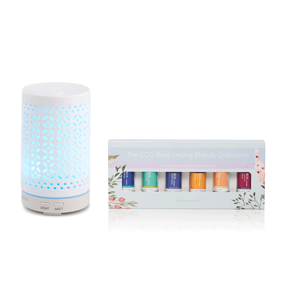 Mistique Diffuser & Best Selling Blends Starter Pack (1340183674935)