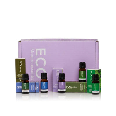 ECO. Best Selling Essential Oil Collection Pack (638706974775)