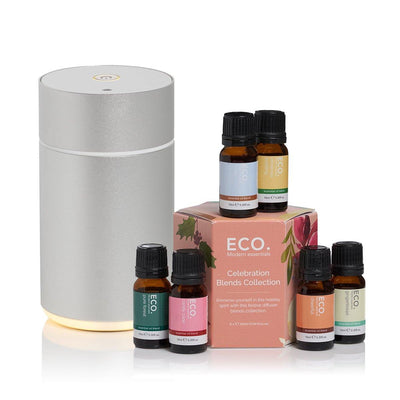 Nebulizing Diffuser & Celebration Blends Collection