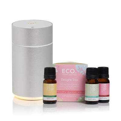 Nebulizing Diffuser & Delight Trio Collection