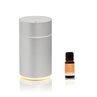 Nebulizing Diffuser & Sleep Essential Oil Blend Collection