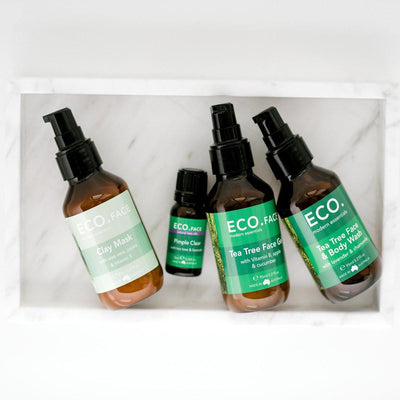 ECO. Tea Tree Face Gel (638688985143)