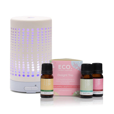 Tranquil Diffuser & Delight Trio Collection - ECO. Modern Essentials