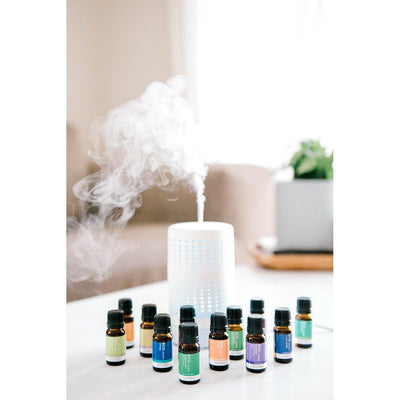 Tranquil Diffuser and Ultimate Wellbeing 12 Pack