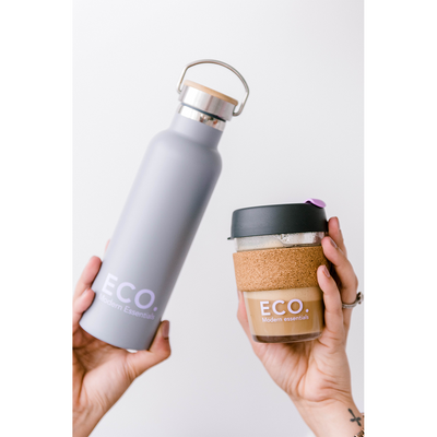 ECO. Keep Cup & Thermo Water Bottle Duo