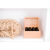 Wooden 12 Essential Oils Box