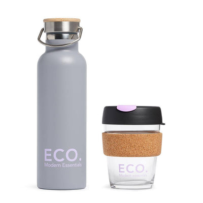 ECO. Keep Cup & Thermo Water Bottle Duo - ECO. Modern Essentials