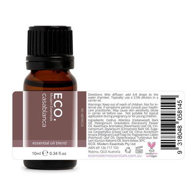 Casablanca Essential Oil Blend