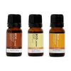 Cinnamon, Ginger & Frankincense Trio