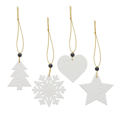 Clay Christmas Tree Diffuser Ornaments (4112925294647)