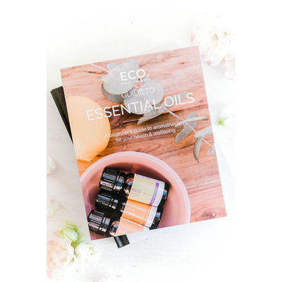 ECO. Book and Aromatherapist Essentials Box Combo