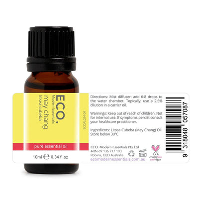 May Chang Pure Essential Oil - ECO. Modern Essentials