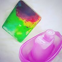 Crystal Colour Soaps