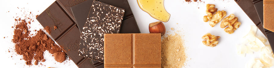 Pure Plant Chocolate Bars
