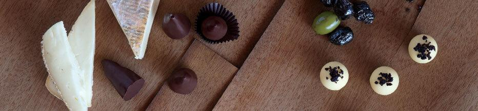 Italian Chocolate Truffle Collections