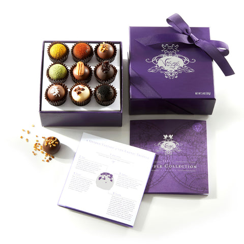 chocolate truffle collection