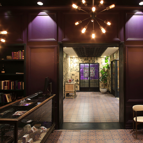Vosges Chocolate Temple Boutique
