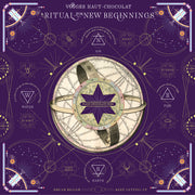 ritual card for new beginnings