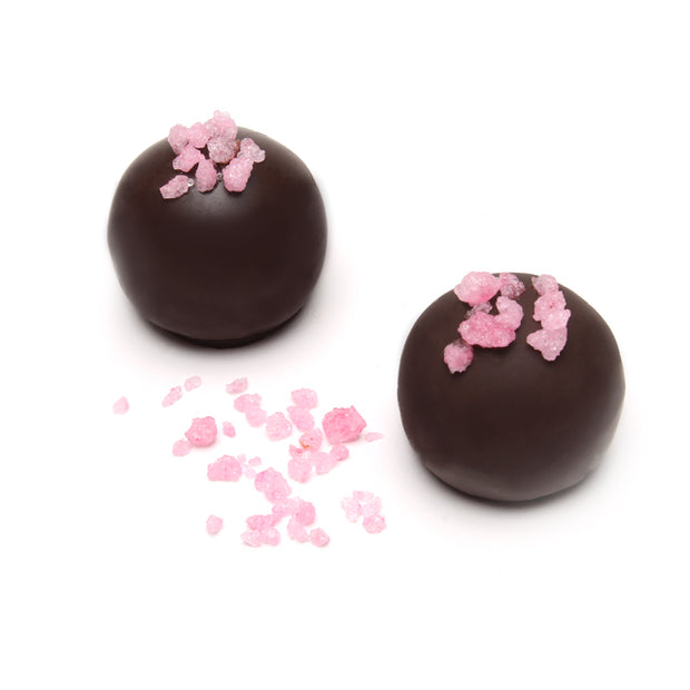 NEW! Yuzu and Brut Rosé Truffle Collection