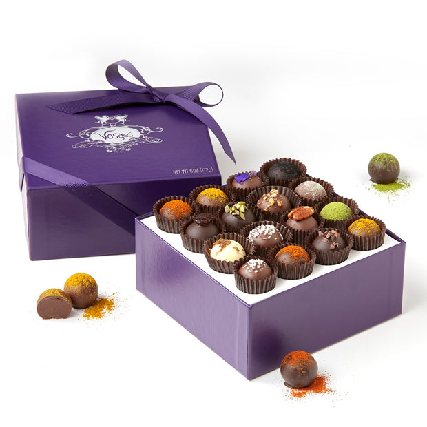 Exotic Truffle Collection