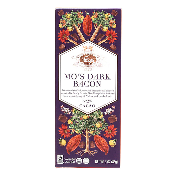 Mo's Bacon and Dark Chocolate Bar