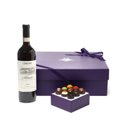 Barolo Wine and Exotic Truffle Collection Gift Set