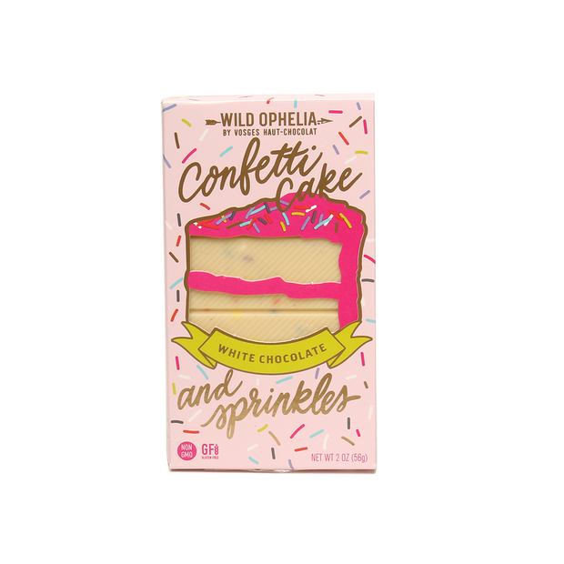 Wild Ophelia Confetti Cake Bar, Set of 12