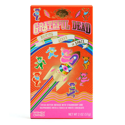 Grateful Dead Dancing Bears in Space Bar