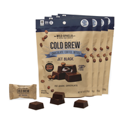 Wild Ophelia Cold Brew Coffee Bites, Bundle of 4 Gable Bags