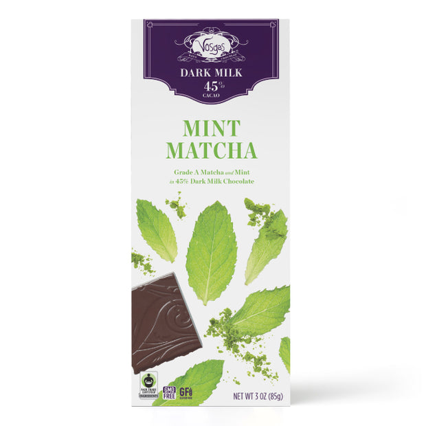Mint Matcha Chocolate Bar