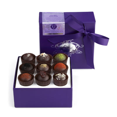 Dark Truffle Collection 9 piece