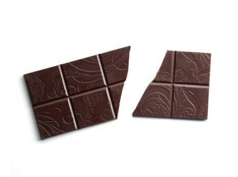 Black Salt Caramel Exotic Chocolate Bar