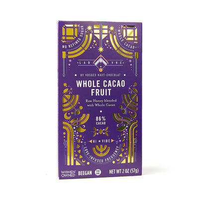 Whole Cacao Fruit Pure Plant Bar