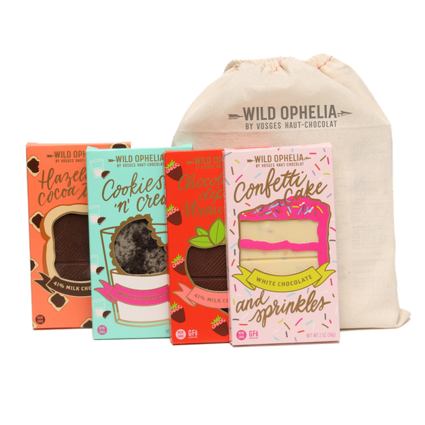 Wild Ophelia Chocolate Bar Bundle