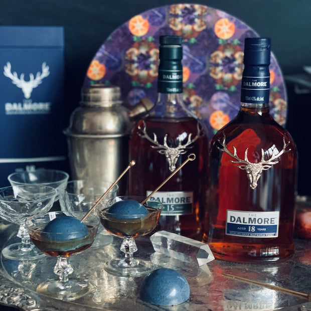 The Dalmore™ Scotch-Infused Chocolate Gift Set, 18 Year Aged