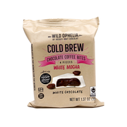 Wild Ophelia White Mocha Cold Brew Bites, Bundle of 8