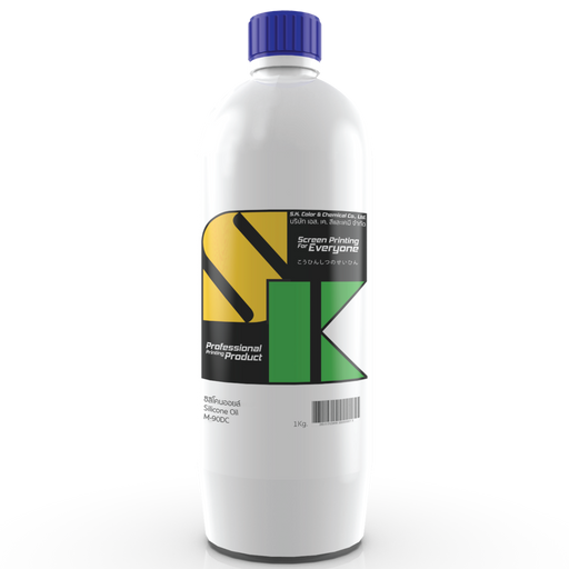 ซิลิโคนออยล์ Silicone Oil (Water Based Retarder) M-90DC - SK Screen Printing Supplies