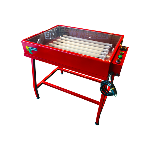 ตู้ถ่ายบล็อกหลอดนีออน Neon 60cm x 80cm Neon Fluorescent Screen Exposure Machine - SK Screen Printing Supplies