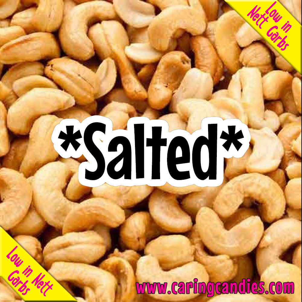 Multisnack Nuts: Cashews Roasted and Salted 1kg - Caring Candies Online South Africa - Certified Halaal, Certified Kosher, Dairy Free, Gluten Free, Nuts, Suitable for Banting, Suitable for Di