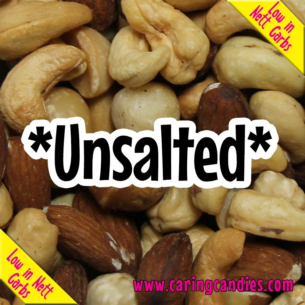 1kg Mixed Nuts Plain Raw and Unsalted