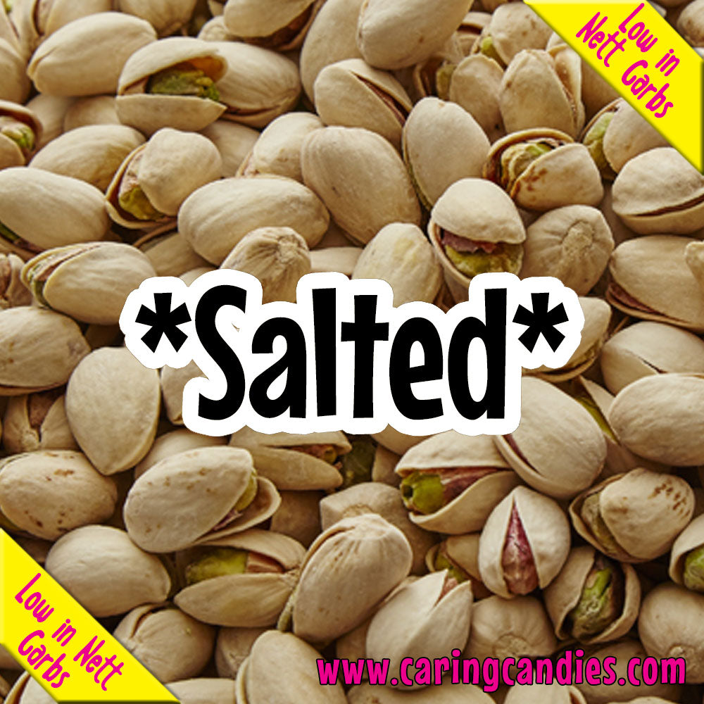 Nuts: Pistachio Salted 1kg - Caring Candies Online South Africa - Nuts, Seeds, Coconut and Flours