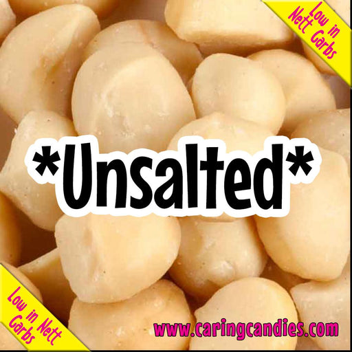 Nuts: Macadamia Raw and Unsalted 1kg - Caring Candies Online South Africa - Nuts, Seeds, Coconut and Flours